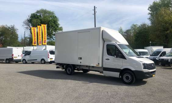 VW Crafter 35 2.0 TDI 136 PS